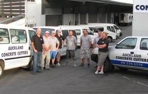 Auckland concrete cutters